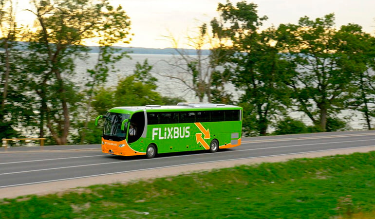de Copenhauge a malmö en autobús