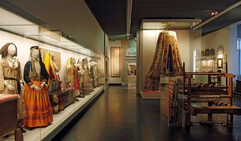 Museo Benaki, uno de los mejores museos de Atenas
