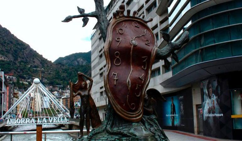 Compras en Andorra la Vella