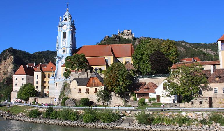 Dürnstein, uno de los lugares que ver en el valle de wachau