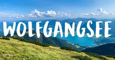 que ver en Wolfgangsee