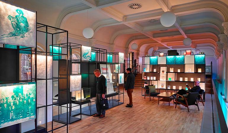Museo de Literatura de Irlanda