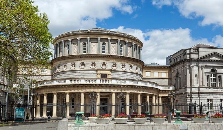 Museo Nacional de Arqueología, uno de los mejores museos de Dublín