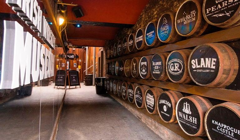 Museo del Whiskey Irlandés
