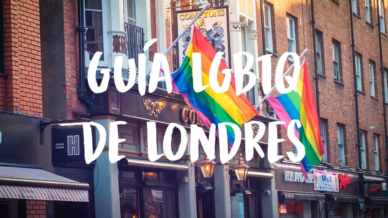 turismo LGBT en Londres